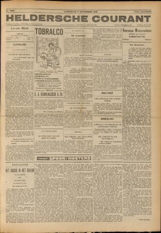 Heldersche Courant 1929-09-05