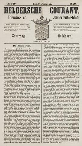 Heldersche Courant 1870-03-19