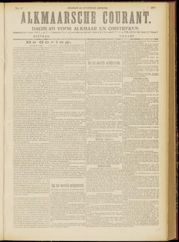 Alkmaarsche Courant 1915-03-09