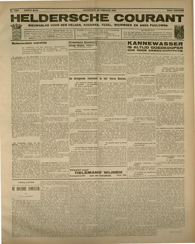 Heldersche Courant 1932-02-25