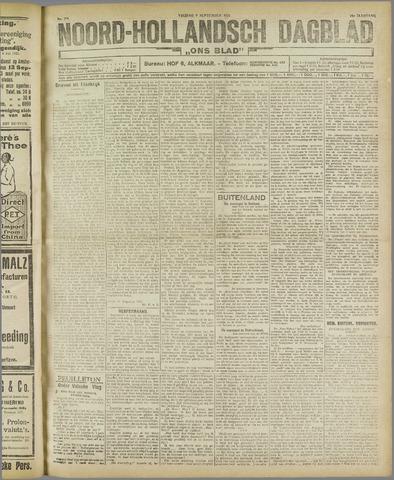 Ons Blad : katholiek nieuwsblad voor N-H 1921-09-09