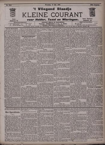 Vliegend blaadje : nieuws- en advertentiebode voor Den Helder 1900-05-23