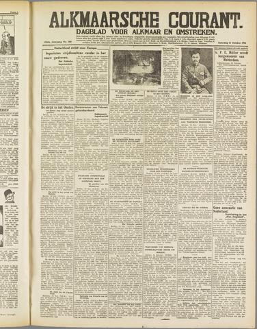 Alkmaarsche Courant 1941-10-11