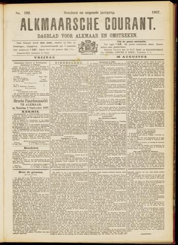 Alkmaarsche Courant 1907-08-16
