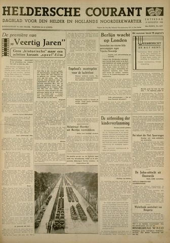 Heldersche Courant 1938-08-27