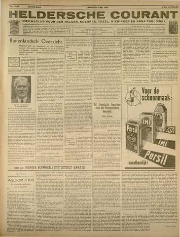 Heldersche Courant 1935-05-04