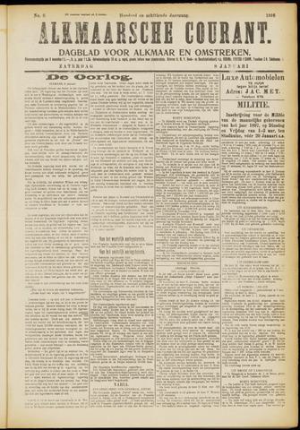 Alkmaarsche Courant 1916-01-08