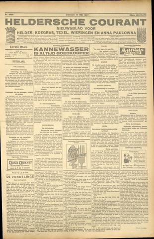 Heldersche Courant 1927-05-10