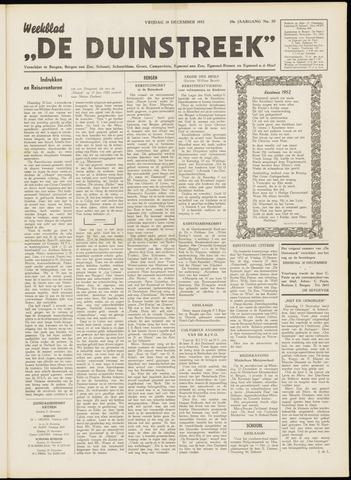 De Duinstreek 1952-12-19