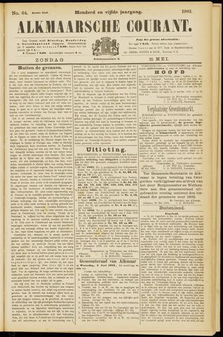 Alkmaarsche Courant 1903-05-31