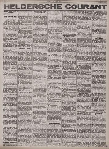 Heldersche Courant 1917-04-17