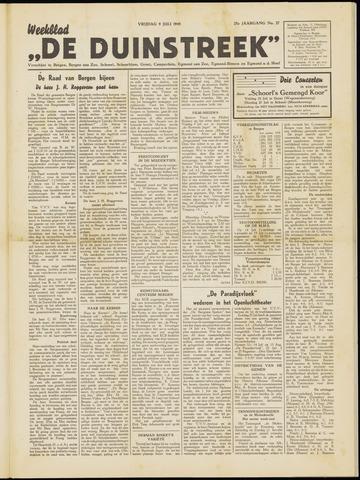 De Duinstreek 1948-07-09