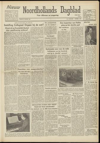 Nieuw Noordhollandsch Dagblad : voor Alkmaar en omgeving 1948-01-30