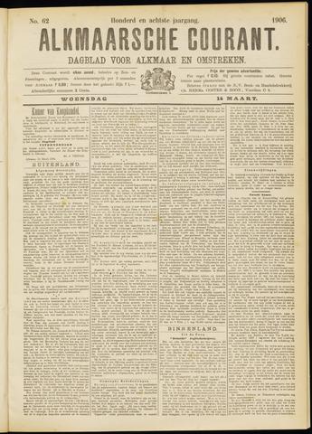 Alkmaarsche Courant 1906-03-14