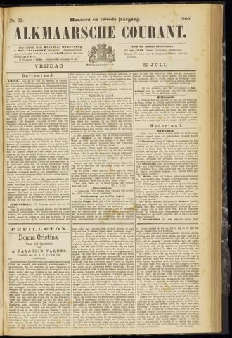 Alkmaarsche Courant 1900-07-20
