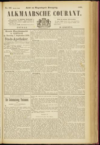 Alkmaarsche Courant 1896-08-16