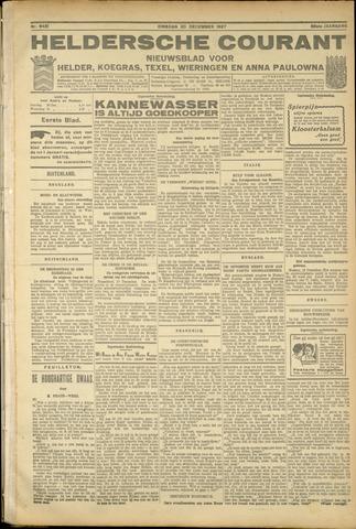 Heldersche Courant 1927-12-20