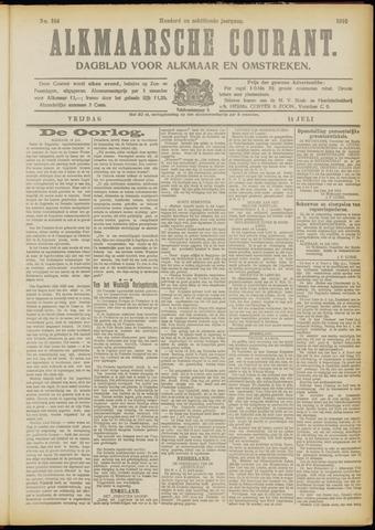 Alkmaarsche Courant 1916-07-14