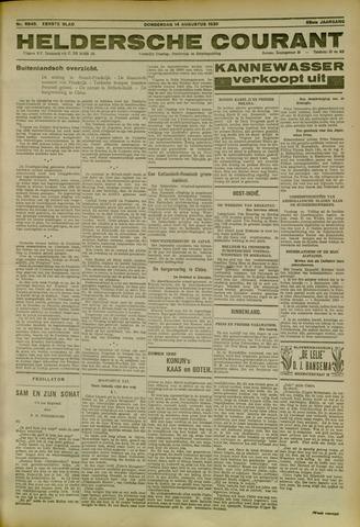 Heldersche Courant 1930-08-14