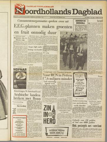 Noordhollands Dagblad : dagblad voor Alkmaar en omgeving 1965-05-14