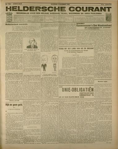 Heldersche Courant 1932-11-05