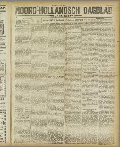 Ons Blad : katholiek nieuwsblad voor N-H 1921-06-13