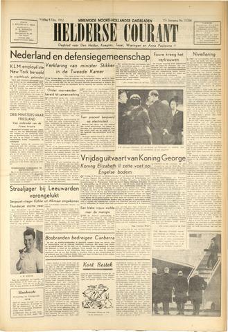 Heldersche Courant 1952-02-08