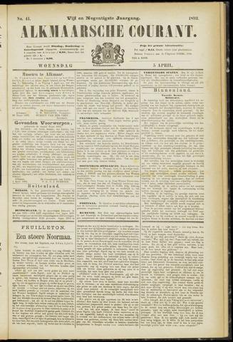 Alkmaarsche Courant 1893-04-05