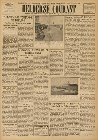 Heldersche Courant 1948-06-26