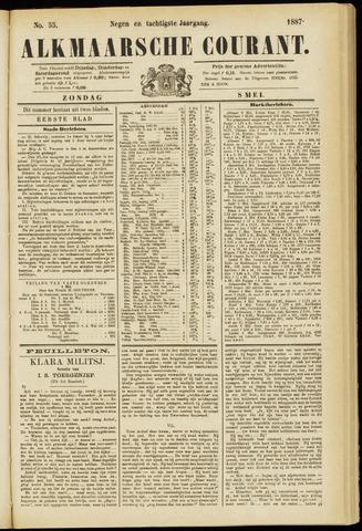Alkmaarsche Courant 1887-05-08