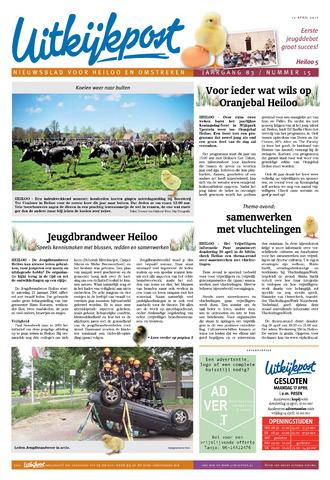 Uitkijkpost : nieuwsblad voor Heiloo e.o. 2017-04-12
