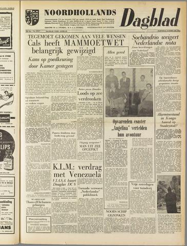 Noordhollands Dagblad : dagblad voor Alkmaar en omgeving 1961-02-08