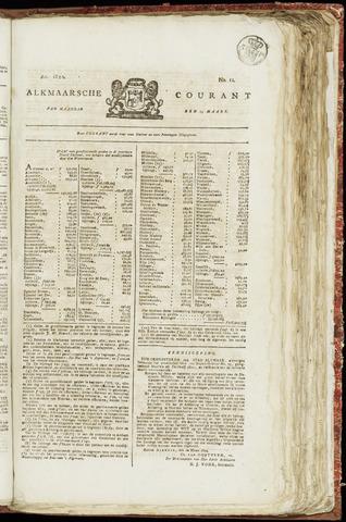 Alkmaarsche Courant 1820-03-13