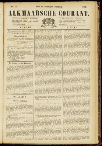 Alkmaarsche Courant 1881-06-05