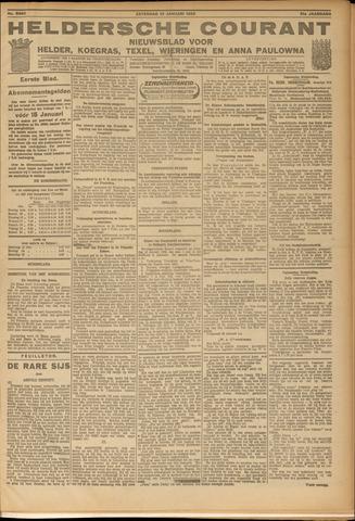 Heldersche Courant 1923-01-13