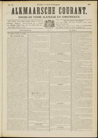Alkmaarsche Courant 1910-07-23