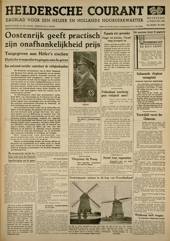 Heldersche Courant 1938-02-16