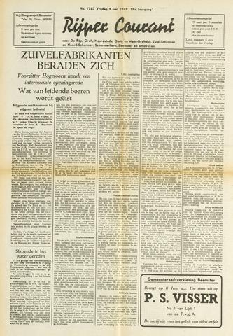 Rijper Courant 1949-06-03