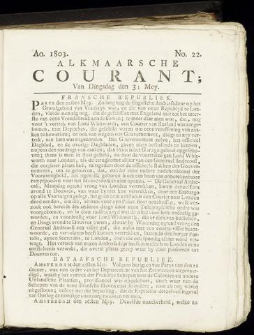 Alkmaarsche Courant 1803-05-31