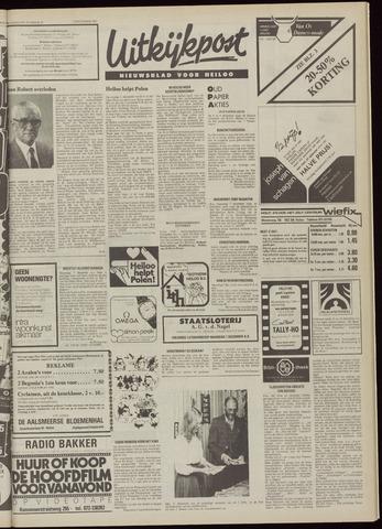 Uitkijkpost : nieuwsblad voor Heiloo e.o. 1981-12-02