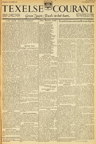Texelsche Courant 1952-11-19