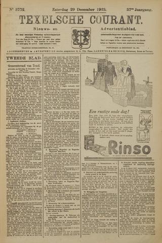 Texelsche Courant 1923-12-29