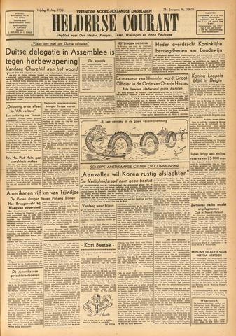 Heldersche Courant 1950-08-11