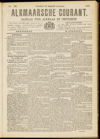 Alkmaarsche Courant 1907-08-15