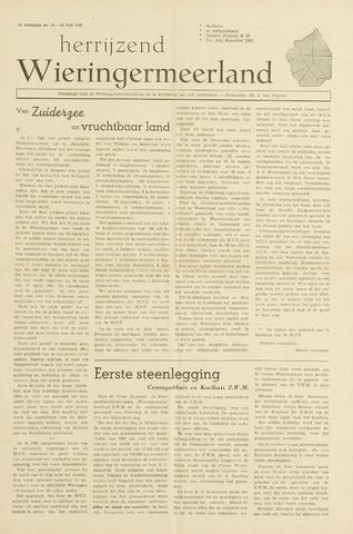 Herrijzend Wieringermeerland 1947-07-26