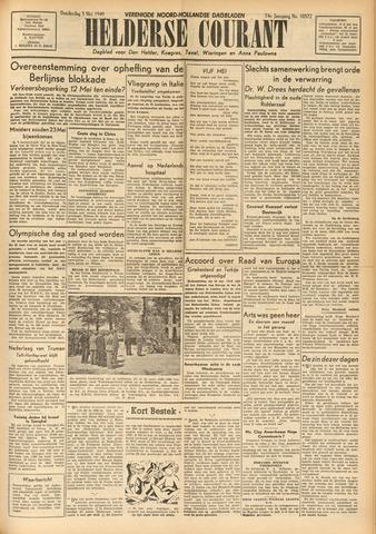Heldersche Courant 1949-05-05