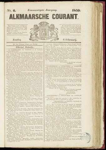 Alkmaarsche Courant 1859-02-06