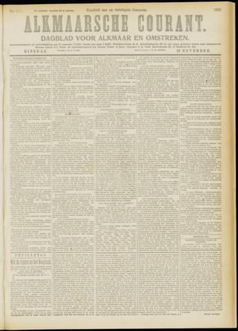 Alkmaarsche Courant 1919-11-18