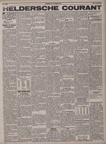Heldersche Courant 1916-10-31