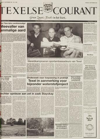 Texelsche Courant 2004-09-03